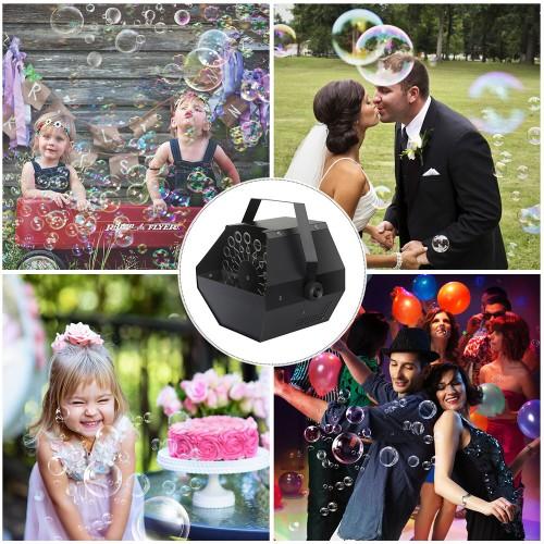 25W Bubble Machine For Wedding Bar Stage