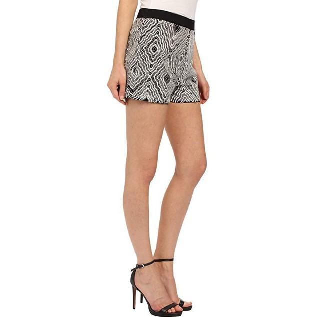KAS New York Women's Anbar Shorts Black/White Shorts SM X 2