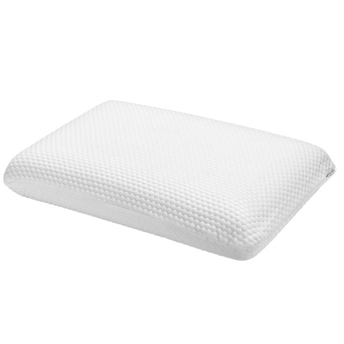 Costway Memory Foam Bed Pillow Sleeping Ventilated Cooling Zippered Pillowc
