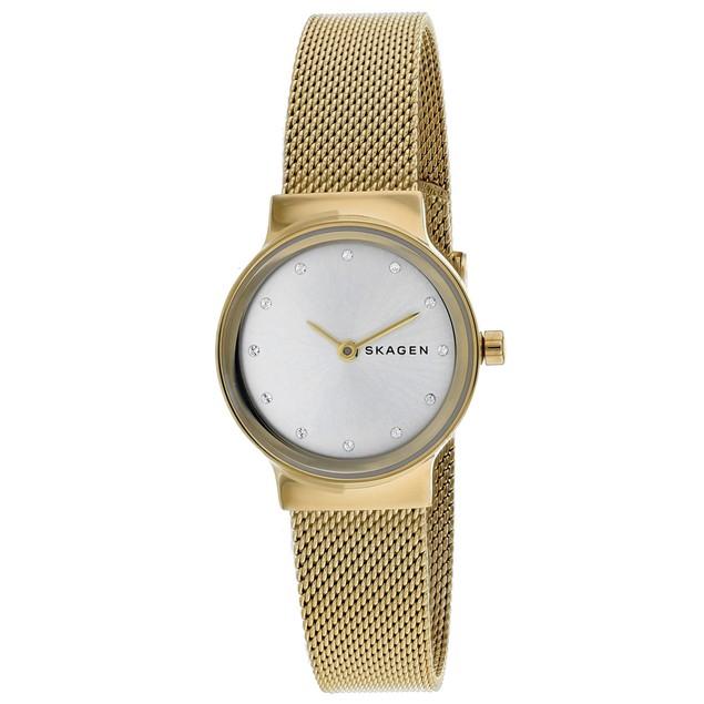 Skagen Women's Freja Silver Dial Watch - SKW2717