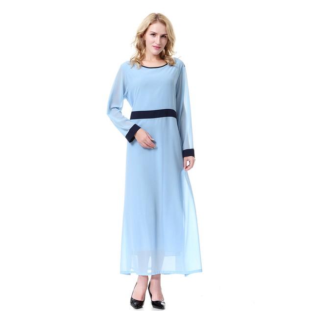 Women fashion muslim dress abaya #CL180702W03