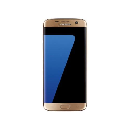 Samsung Galaxy S7 edge, Verizon, Gold, 32 GB, 5.5 in Screen