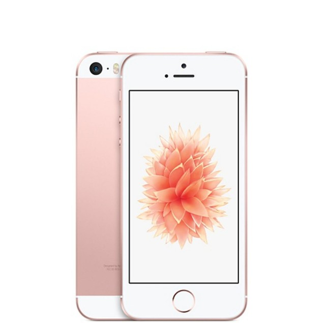 Apple iPhone SE, Sprint, Pink, 64 GB, 4 in Screen