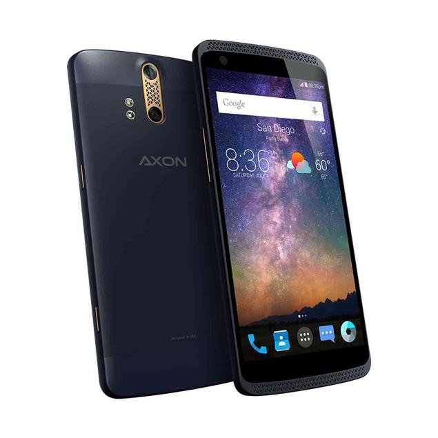 ZTE Axon Pro, AT&T, Blue, 32 GB, 5.5 in Screen