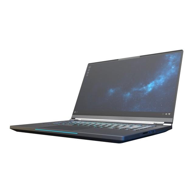 "Intel Whitebook LAPQC71A 15.6"" 0GB Intel Core i7-9750H NO OS,Black"