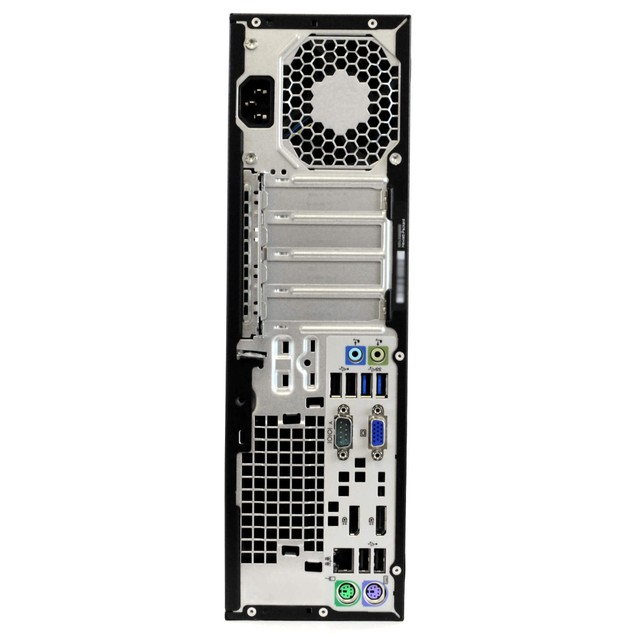 "HP 800G1 Desktop Intel i5 16GB 1TB HDD Windows 10 Professional 19"" Monitor"