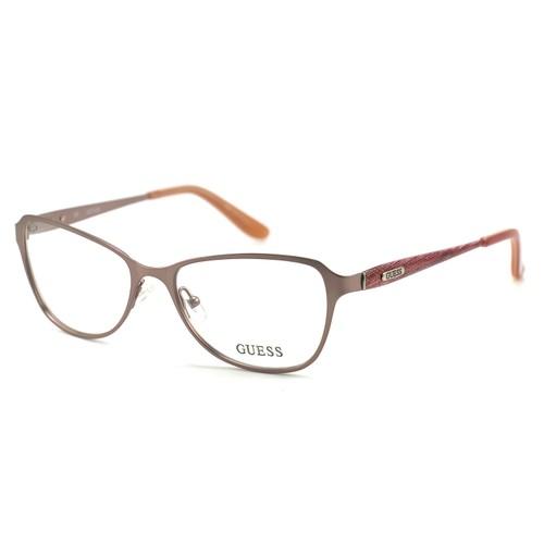 Guess Women's Eyeglasses GU2426 PNK Pink 52 16 135 Full Rim
