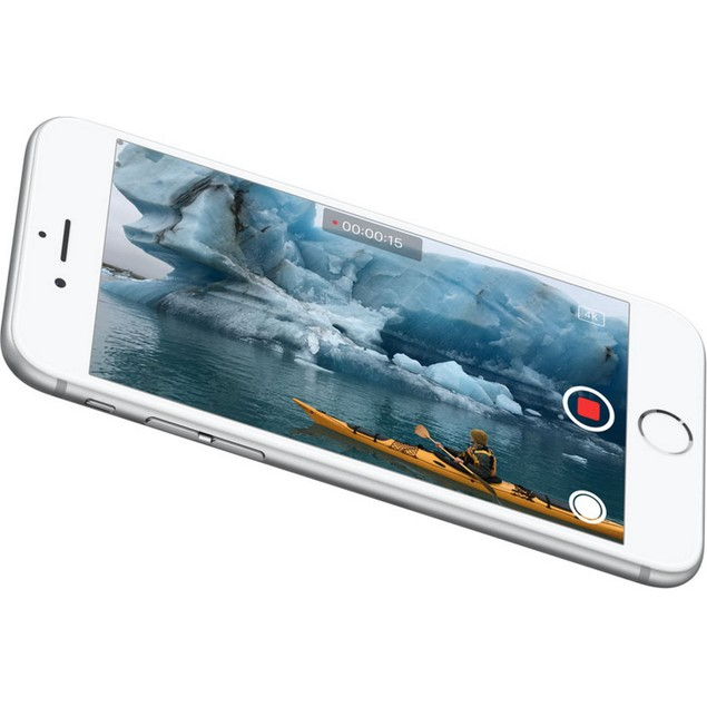 Apple iPhone 6s, C Spire, Silver, 32 GB, 4.7 in Screen