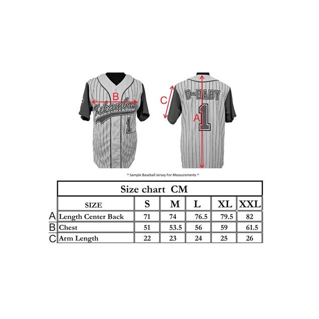 G-Baby #1 Kekambas Baseball Jersey