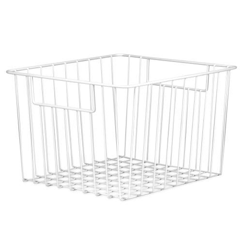 Pack of 2 Mesh Storage Baskets | MandW