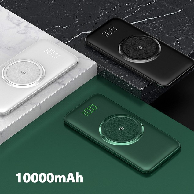 20000mAh Power Bank Fast Portable Phone Charger External Battery for Phone (1 pack)