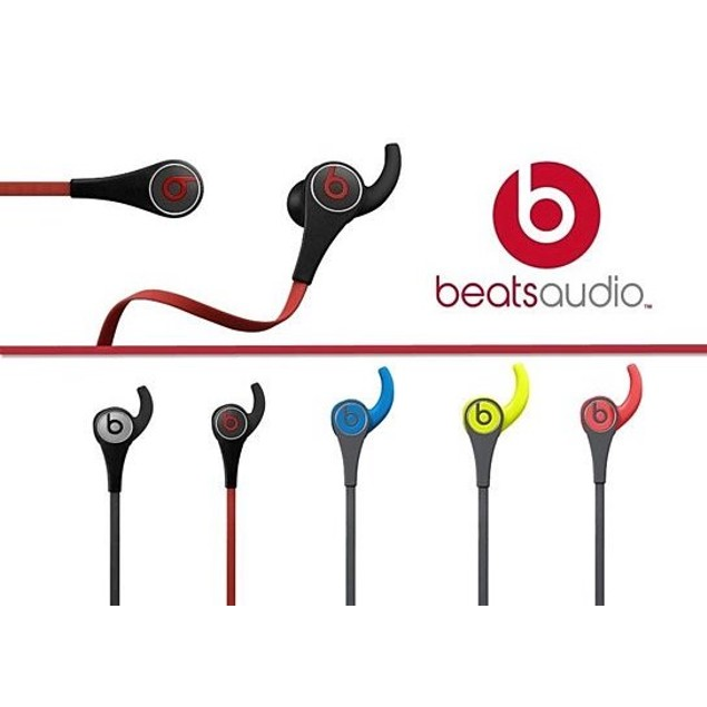 Beats by Dr. Dre Tour2 Active Edition In-Ear Headphones with Remote & Mic