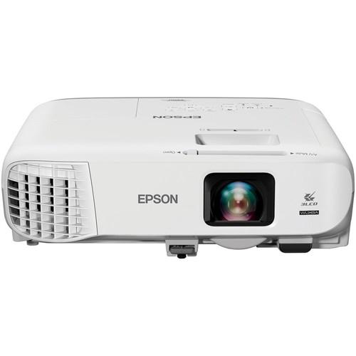 Epson PowerLite 1795F Wireless 1080p 3LCD Projector, 3200 Lumens