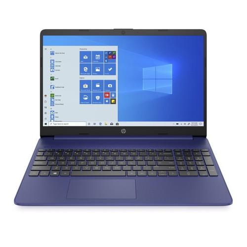 "HP 15-EF1075NR 15.6"" 256GB Gold 3150U Win10H,Blue (New Open Box)"