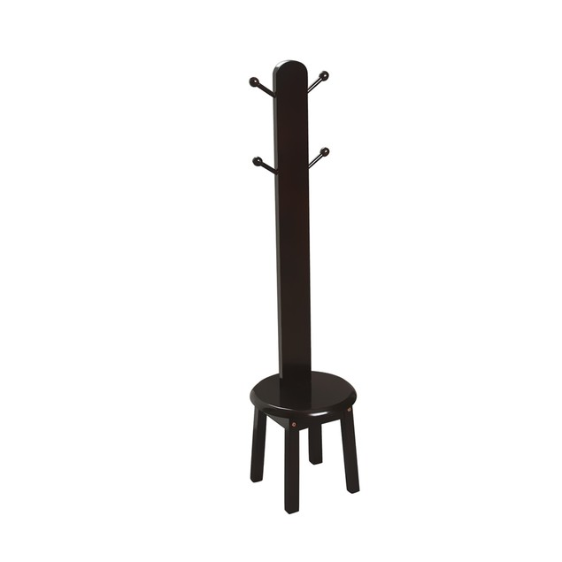Gift Mark Childrens Espresso Deluxe Clothes Tree