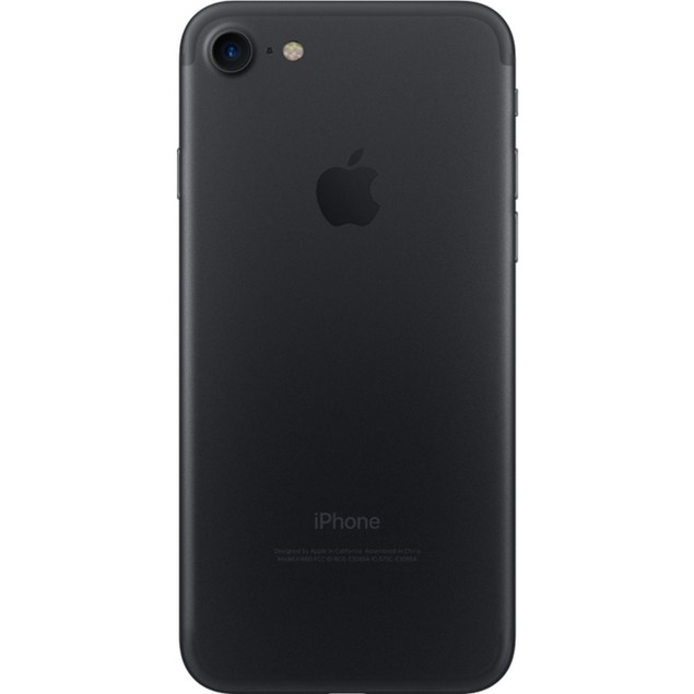 Apple iPhone 7, AT&T, Black, 128 GB, 4.7 in Screen