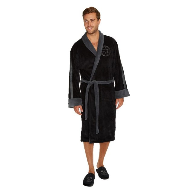 Darth Vader Embossed (Star Wars) Black Hoodless Robe