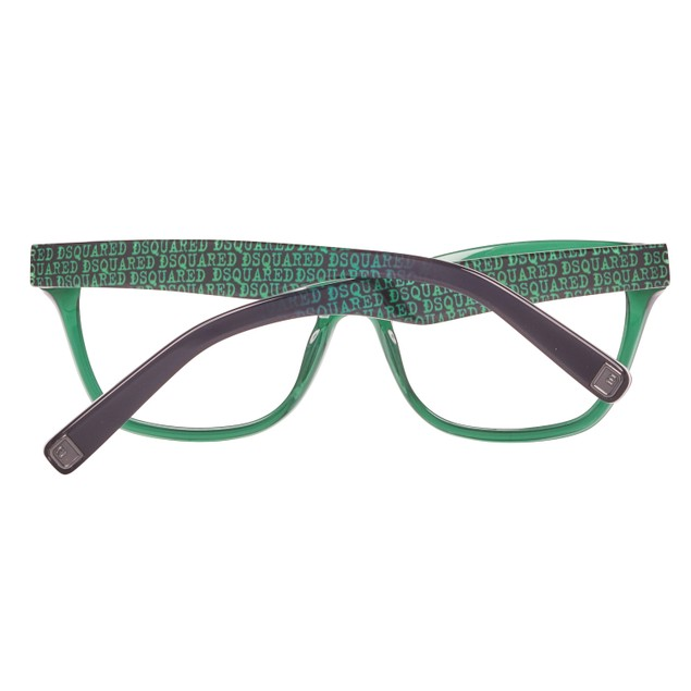 EYEGLASSES DSQUARED2  GREEN  WOMAN DQ5138-096-53