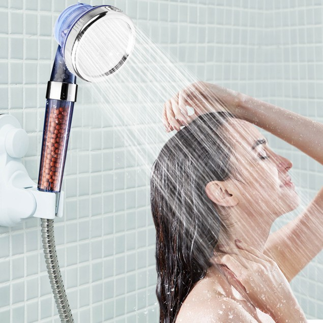 Ionic Filtration Shower Head