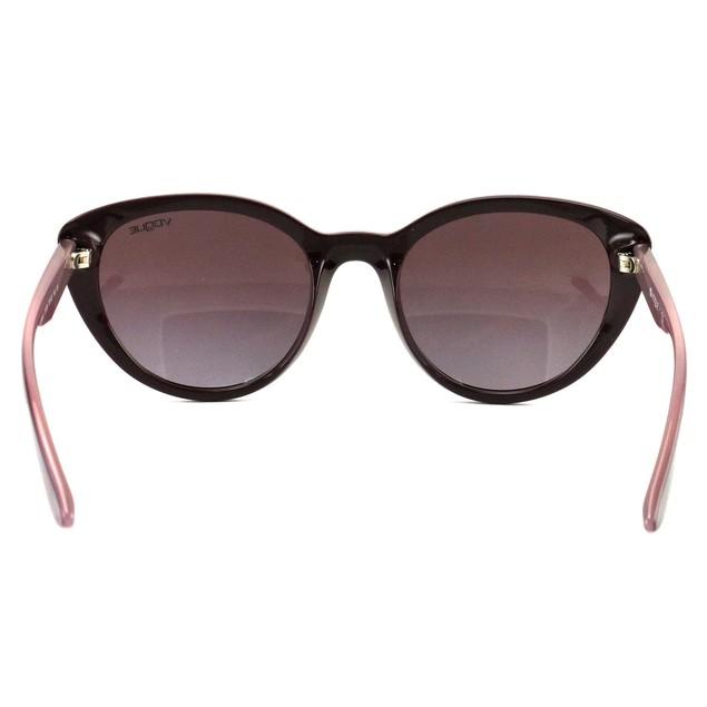 Vogue Sunglasses VO2963-S 24188H Violet/Violet Gradient Plastic 53 20 140