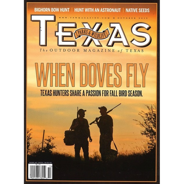 Texas Parks & Wildlife Magazine Subscription
