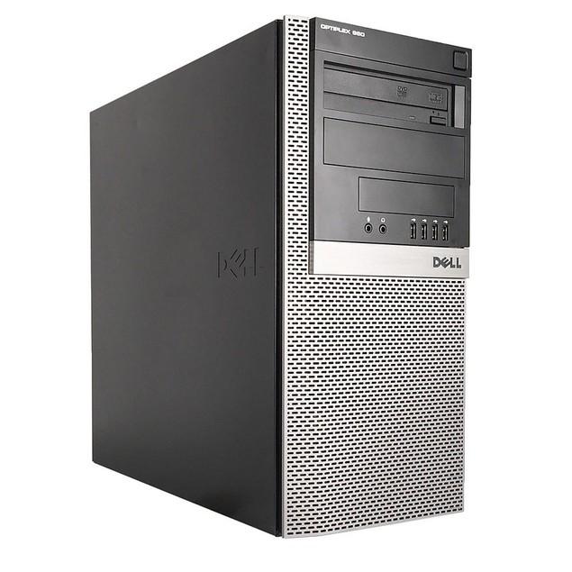 "Dell 3020 Tower Intel i5 8GB 500GB HDD Windows 10 Home 19"" Monitor"
