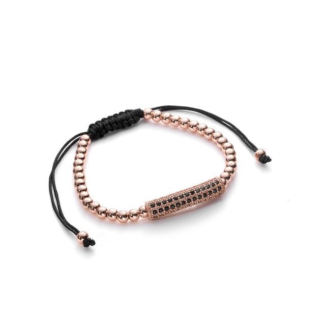 Men's Fashion Macrame Minibar Bracelet