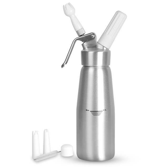 500ml Whipped Cream Dispenser | MandW