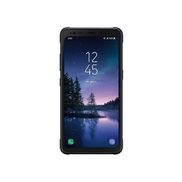 Samsung Galaxy S8 Active, Sprint, Black, 64 GB, 5.8 in Screen