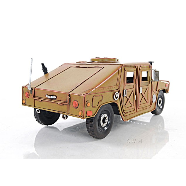 Old Modern Handicrafts Humvee High Mobility Multipurpose Wheeled Vehicle