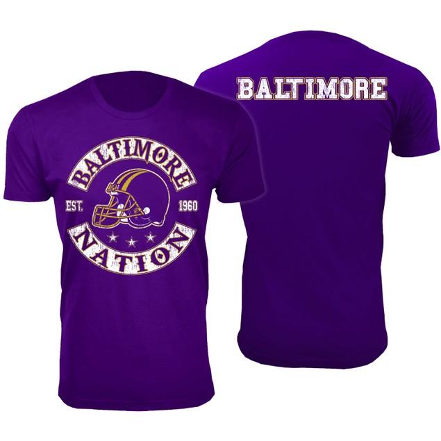 Men's Football Nation T-Shirts