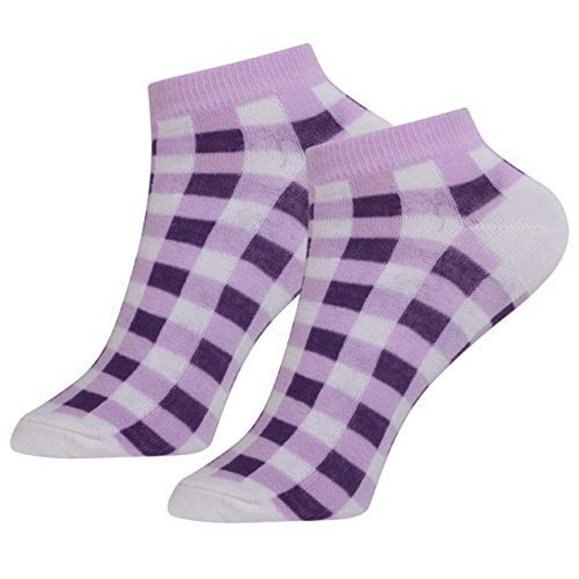 12-Pairs Women's EvridWear Multi-Colored Ankle Socks Variety Style