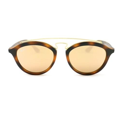 Ray-Ban Sunglasses RB4257 609/22Y Non Polarized 50 19 145 Matte Havana/Brown