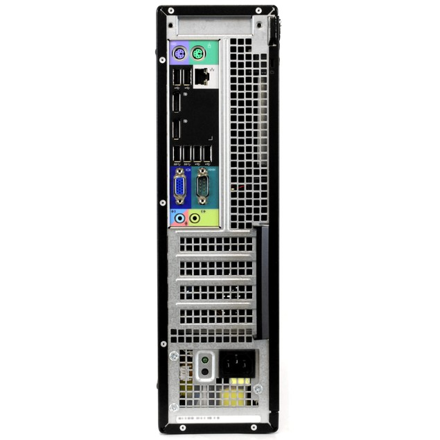 Dell 7010 Desktop Intel i5 8GB 256GB SSD Windows 10 Professional