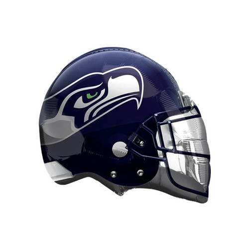Seattle Seahawks Helmet XL Balloon