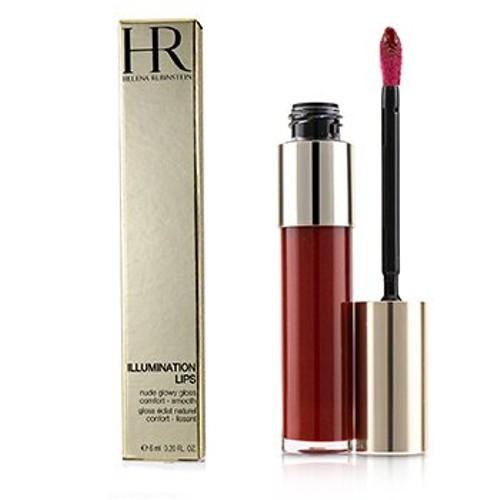 Helena Rubinstein Illumination Lips Nude Glowy Gloss - # 06 Scarlet Nude