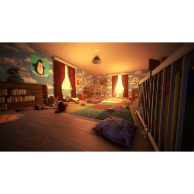 Among The Sleep Enhanced Edition Nintendo Switch Game