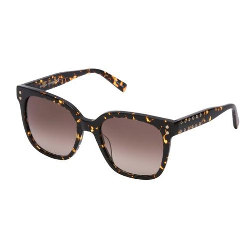 Rebecca Minkoff Women Sunglasses RMCYNDY1S 086 Havana 54 20 140 Square Gradient