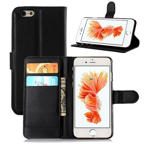 iPhone 6/6 Plus & 7/7Plus & 8/8 Plus Wallet Case With Flip Stand