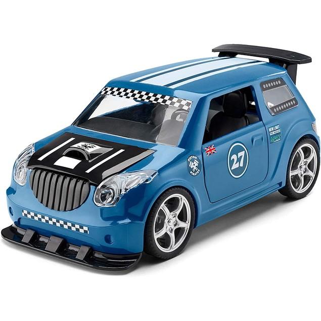 Blue Pull Back Junior Revell Car Kit