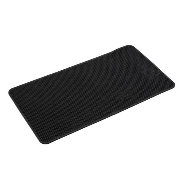 Car Anti-Slip Dashboard Sticky Pad Non Slip Mat Sunglass Holder