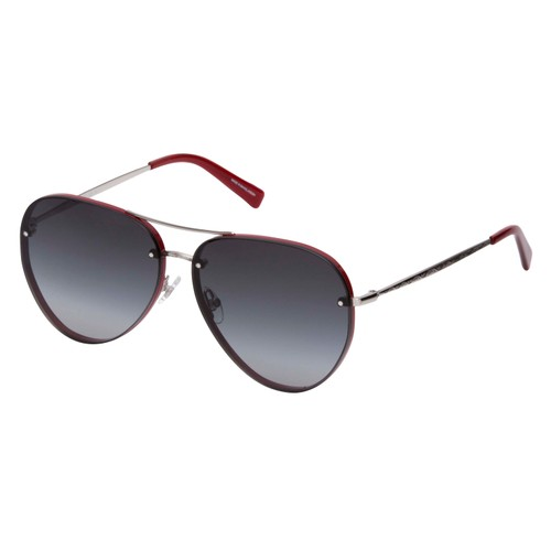 Rebecca Minkoff Women Sunglasses RMGLORIA2S 03YG Red 59 13 140 Aviator Gradient