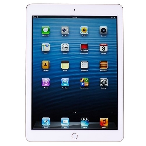 "Apple iPad Air 2 MNV72LL/A 9.7"",White/Gold(Certified Refurbished)"