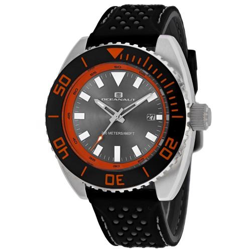 Oceanaut Men's Grey Dial Watch - OC0522