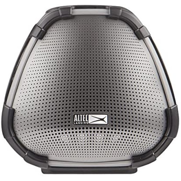 Altec Lansing Versa Bluetooth Speaker with Alexa