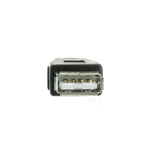 USB A Female to USB Mini-B 5 Pin Male Adapter
