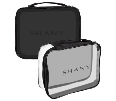 SHANY Travel Bag- Waterproof- Clear Was: $14.95 Now: $10.99.