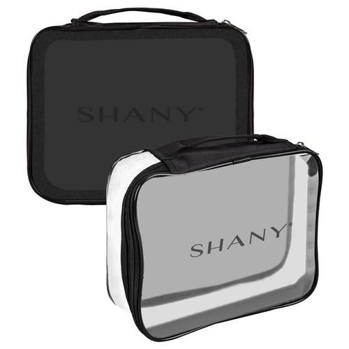 SHANY Travel Bag- Waterproof- Clear