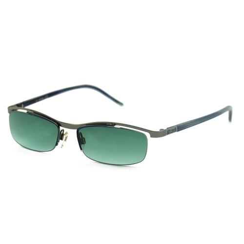 Just Cavalli Men's Sunglasses JC0055 R36 Silver/Blue 52 17 135 Semi-Rimless Oval
