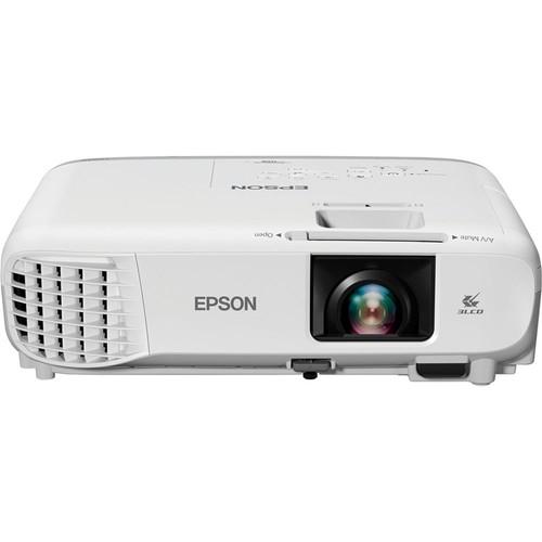 Epson PowerLite 108 3700-Lumen XGA 3LCD Projector (Certified Refurbished)